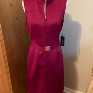 NWT TH dress with belt.